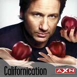Californication TV Serie für den SONY Sender AXN