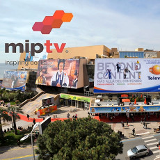 MIP-TV TV-Rechte Messe Cannes